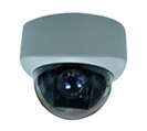 "Hi-Res Pan/Tilt, 1/3"" CCD Color Mini-Dome Camera"