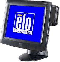 ELO Touchscreen 1529L- AccuTouch w/MSR